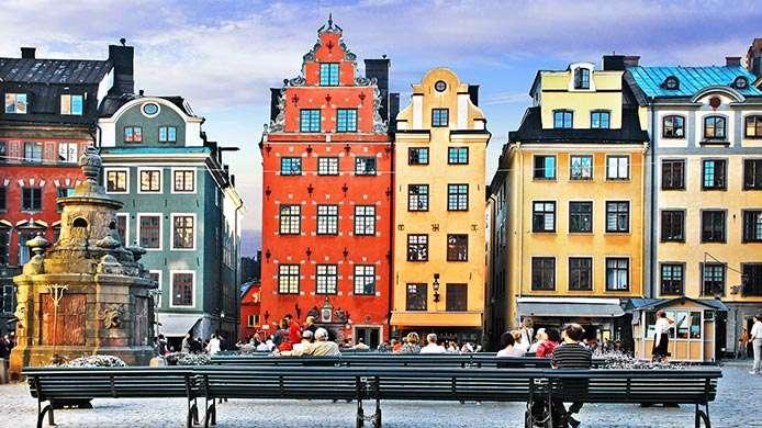 Les 5 Joyaux de la Baltique